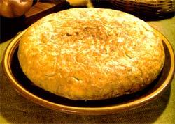 Análisis de una tortilla