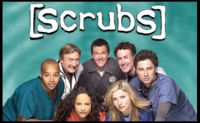 Scrubs, una de medicos...pero distinta a las demás.